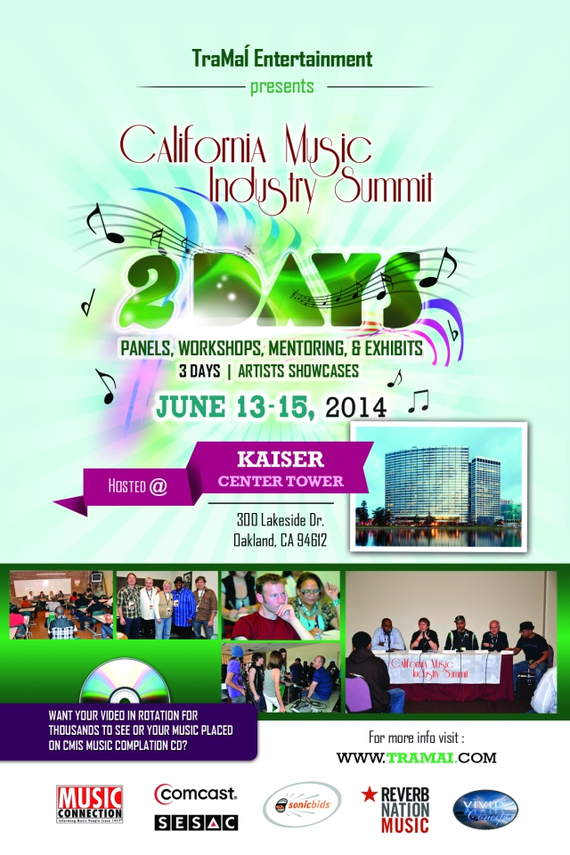 cmis 2014 conference flyer