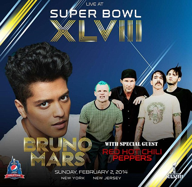 #CMISummit will be watching | #BRUNOMARS #SUPERBOWL XLVIII - FEB 2, 2014