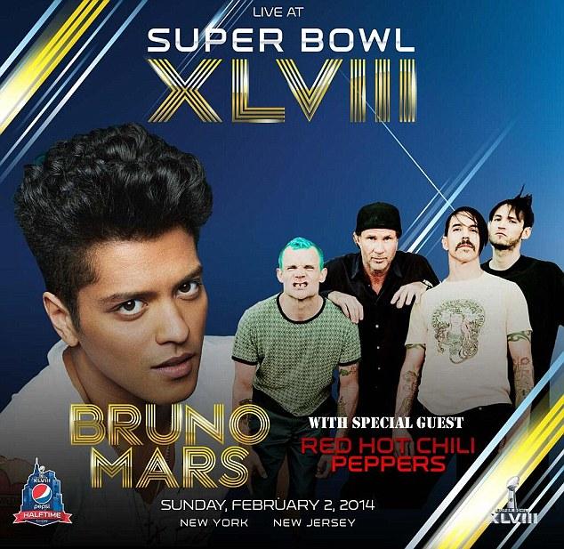 #CMISummit will be watching | #BRUNOMARS #SUPERBOWL XLVIII - FEB 2, 2014